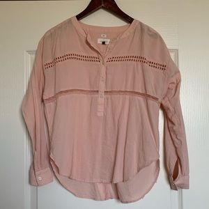 "Ann Taylor LOFT ""Softened"" Shirt"